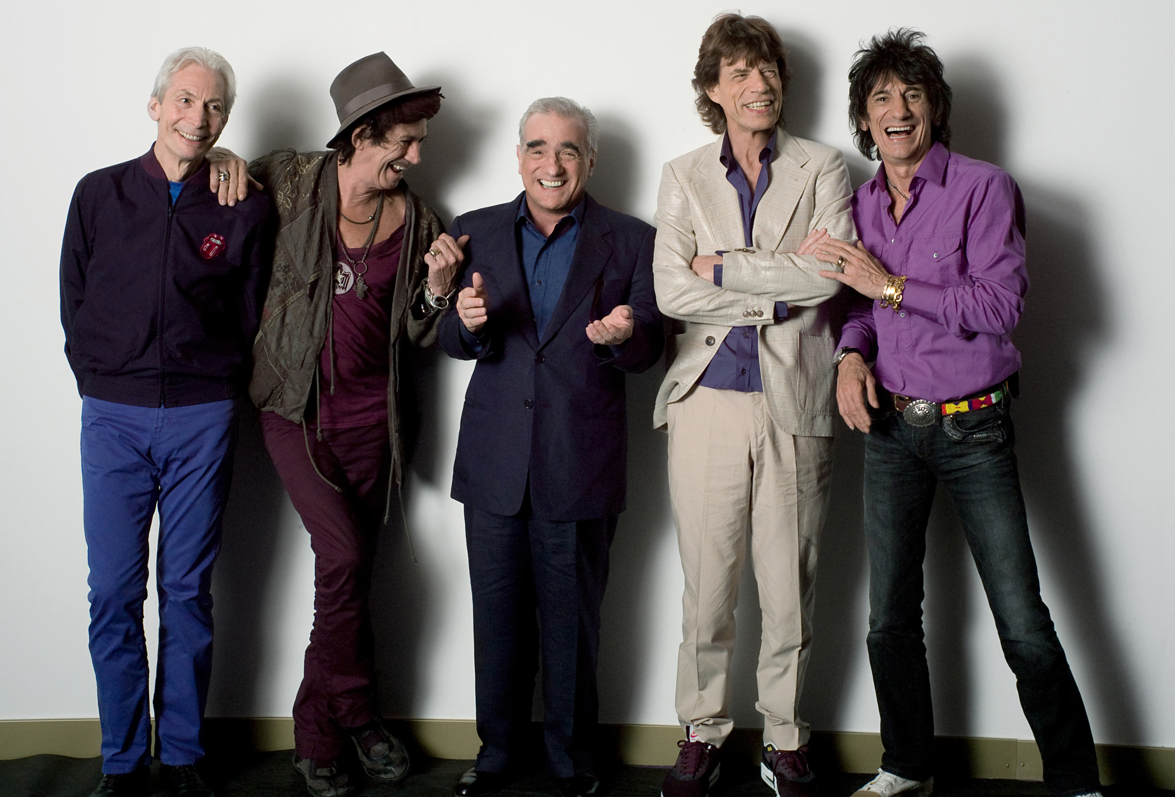 Scorsese y The Rolling Stones
