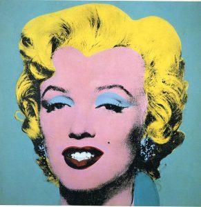 Marilyn, Andy Warhol, 1964