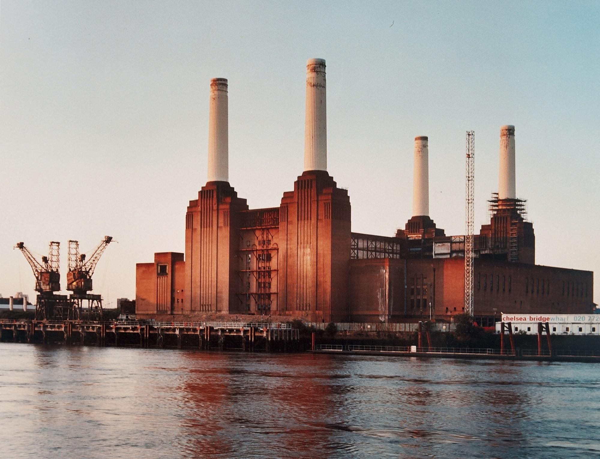 Battersea Power Station en la actualidad