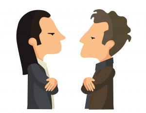Nick Cave y Tom Waits