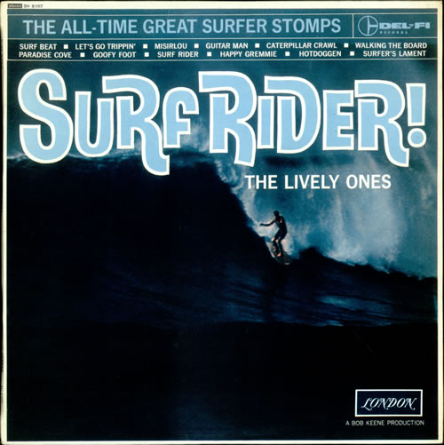 THE_LIVELY_ONES_SURF+RIDER