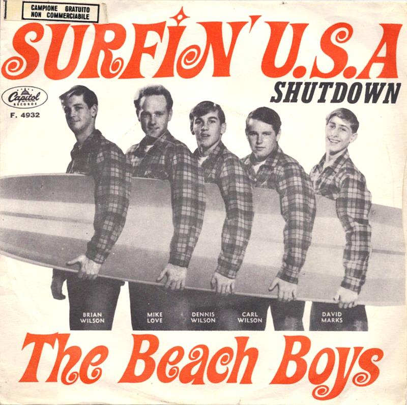 Surfin U.S.A. - The Beach Boys