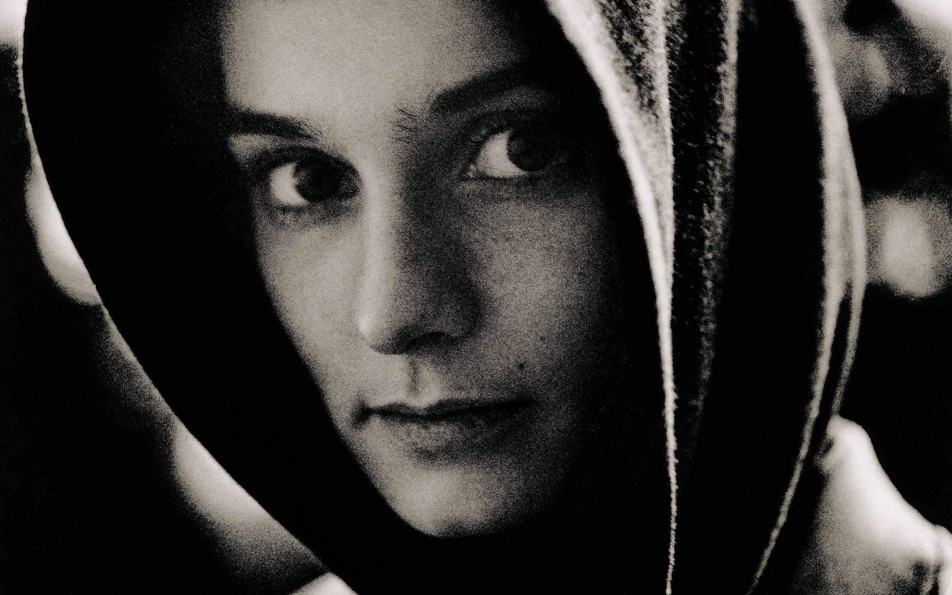 Sinead O'Connor por Anton Corbijn