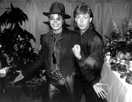 McCartney y Jackson de promoción