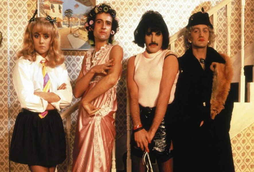 I want to break free, el video más polémico de Queen