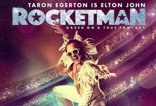 Rocketman sale a la venta en edición doméstica