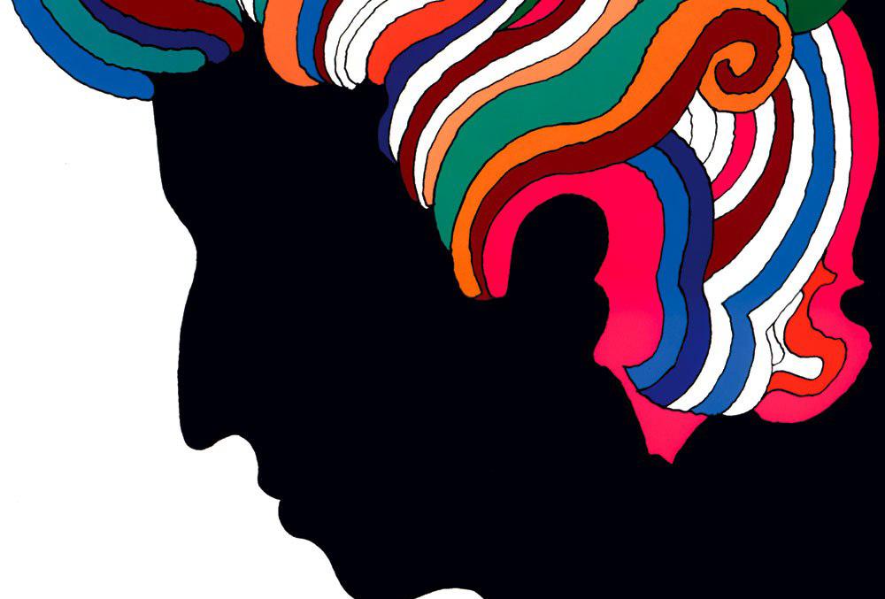 El Bob Dylan de Milton Glazer