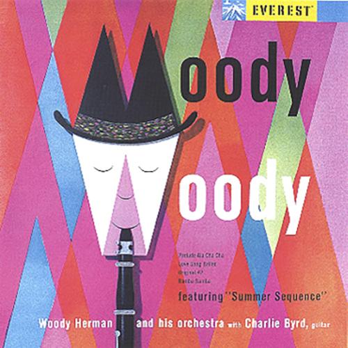 Woody Herman.Moody Woody. Everest