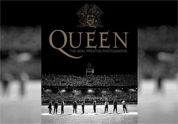 Nuevo libro de fotografías de Queen