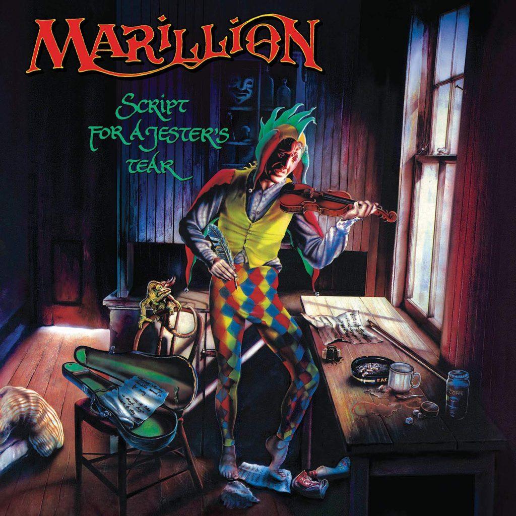 Marillion_Script for a Jester's tear