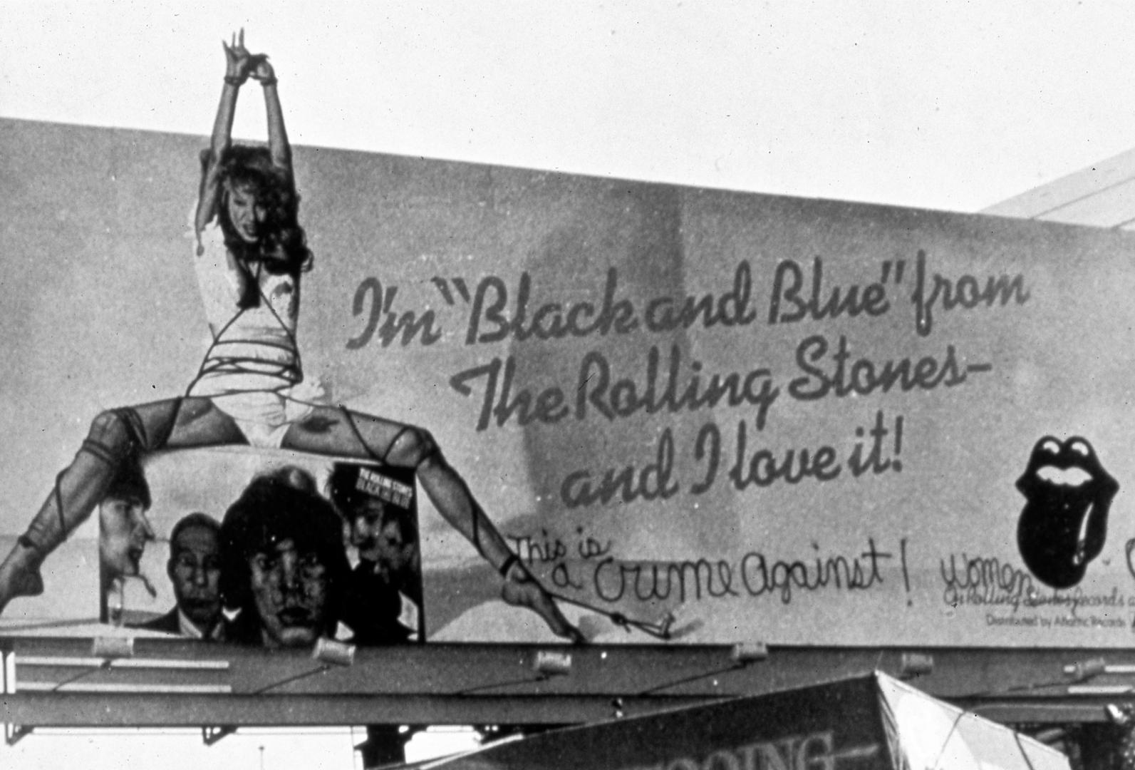 El día que las feministas cancelaron a los Rolling Stones